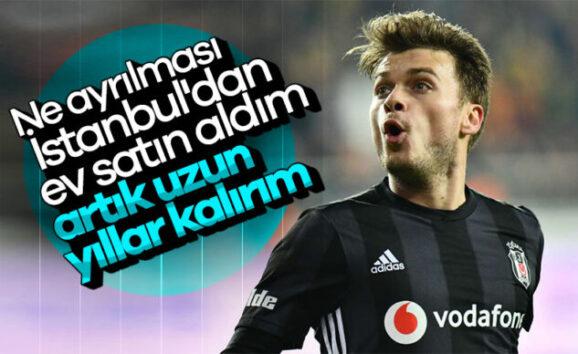 Ljajic, Beşiktaş'tan ayrılmak istemiyor