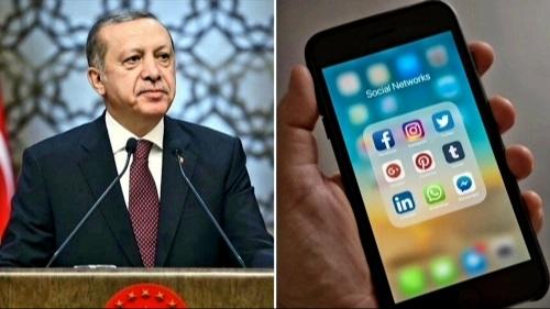 Sosyal medya düzenlemesi Cumhurbaşkanına sunuldu!