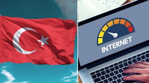 Türkiye'nin internette geçirdiği süre belli oldu