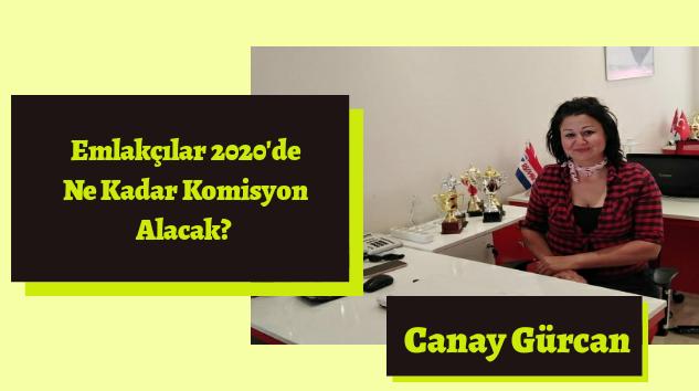 Emlakçılar 2020'de Ne Kadar Komisyon Alacak?