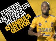 Fenerbahçe, Enner Valencia ile anlaştı