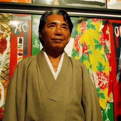 Coronaya yakalanan modacı Kenzo Takada hayatını kaybetti