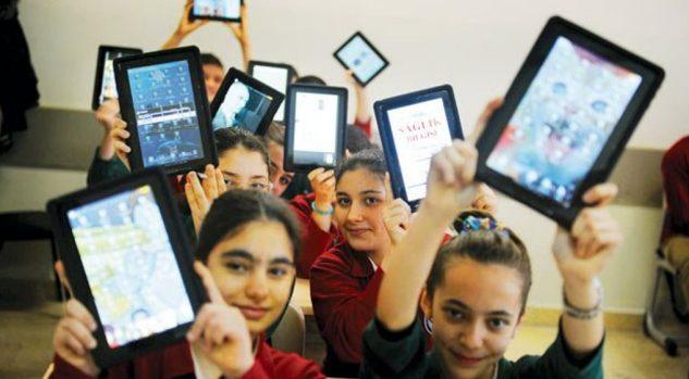 MEB'den açıklama: Ücretsiz tablet başvuruları başladı