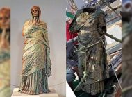 Marmaris açıklarında bulundu, 'Kalimnos Kadını' olduğu iddia edildi