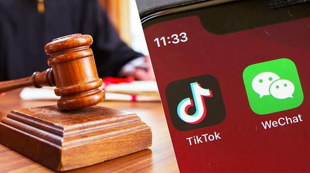 12 yaşındaki çocuk TikTok'a dava açtı
