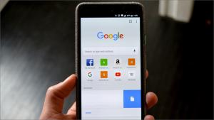 Google Chrome, Android için kendini yeniliyor