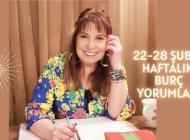 Filiz Özkol ile 22-28 Şubat Haftalık Burç Yorumları